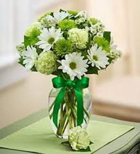 Morristown Florist | Irish Vase