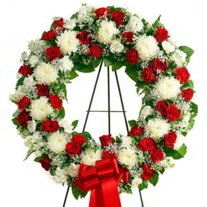Morristown Florist | Classic Wreath