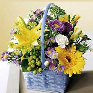 Morristown Florist | Beautiful Basket