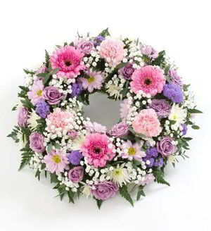 Morristown Florist | Delicate Wreath