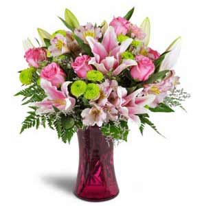 Morristown Florist | Cheerful Vase